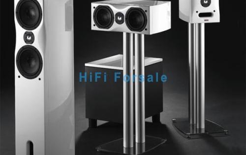 Buy this used German Maestro 5.0 Speaker System Linea S on ...