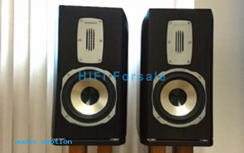 Buy this used Quadral Aurum Altan VIII Loudspeakers Pre ...
