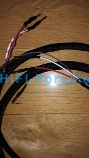 Buy this used LFD LFD Grainfree Bi-Wire Cables on HiFi Forsale