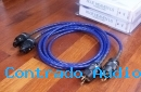 Nordost Blue Heaven power cable 2,0 metre BRAND NEW (2 available) Power Cable