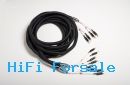 LFD Audio 4m Reference Silver Bi-Wire Speakercable