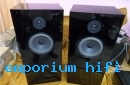 Audionote AN-E/LX Loudspeakers with Stands Speaker