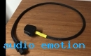 Russ Andrews Yello Power Mains Cable 1m Pre owned Power Cable